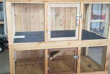 Civciv büyütme kafesi