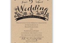 Wedding Invitations / by Diana Evans