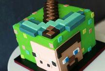 Minecraft torták
