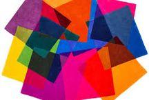 Colours, shapes, prints / Inspiraatiota