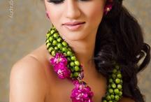 floral jewelery