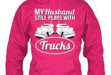 Truckin - Wife