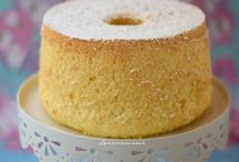 Ricette - Dolci: Fluffose e chiffon cake