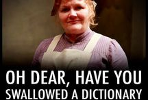 Downton Quotes (that make us giggle)