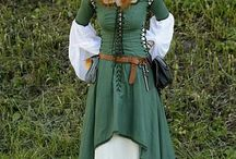 Inspiration: medieval, renessaince, steampunk and fantasy