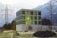 Pascale Guignard (Swiss Architect) / http://www.guignardsaner.ch/pascale-guignard/