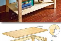 Woodworking - Furniture plans