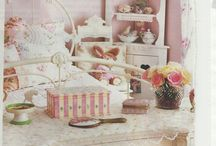 Vintage / Everything I'm loving for inspiration to tie up a room as I've always loved vintage products.