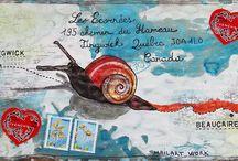 Mon Art postal