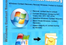 Windows Contacts Recovery Software / Download windows contacts Recovery Software that smartly extract .contact file and convert windows contacts into outlook file within seconds.