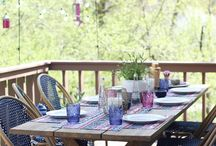 patios and yards