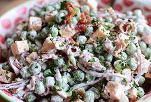 Salat etc
