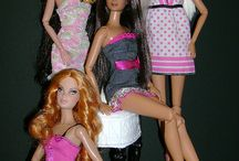 Barbies 2010s