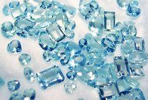 """"""" Forever ICY blue """" - aquamarine"""