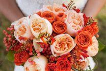 Orange wedding inspiration / Orange wedding inspiration