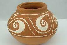 ethnic pottery