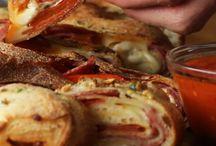 Make  pizza