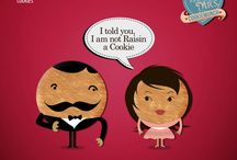 Mr and Mrs Cookiemunch