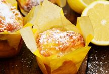 muffin citons pavot