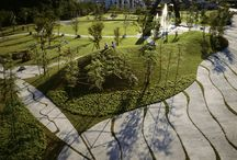 Interesting Projects / Projects of Landscape Architecture