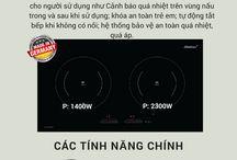 Steba Việt Nam / Giới thiệu hình ảnh, Infographic, những bài đăng hay liên quan đến các sản phẩm bếp từ đơn, bếp từ đôi, đồ gia dụng nhập khẩu Đức của hãng Steba