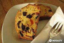 marcipános kenyér