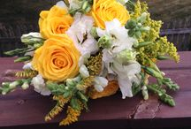 Mindy's Floral Design / Bouquets and arrangements made by ME! / by Mindy Lindeman