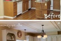 Kitchen ideas / by Vikki James