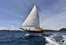 DERIN DENIZ / #gulet, #yacht, #bluevoyage, #yachtcharter,  www.cnlyacht.com