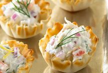 Canapes/Finger Food