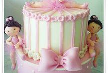 Xristina Christmas cake