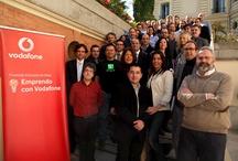 Vodafone con los emprendedores