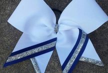 Cheer Bows and misc.