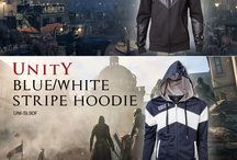 Assassin's creed stuff I want