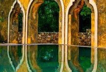 Moorish, Byzantine & Ottoman architecture interpretation