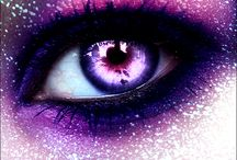 !!  WINDOWS  TO THE  SOUL / by Karen & Max
