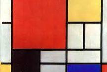 Piet Mondrian - www.evapartcafe.com