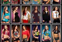 WWE Divas Sexys