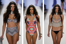 MIAMI SWIM 2O13 RUNWAY / by Mara Hoffman