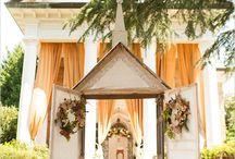 Wedding: Gassaway Mansion