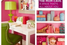 """The """"Mom Cave"""" / by Maria Rolison"""