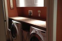 Laundry / Cupboard