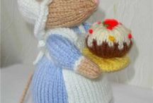 Knitted items / by Teresa Hewgill