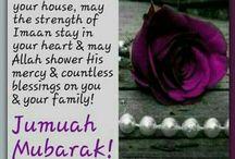 # Friday # Jumuah Mubarak #
