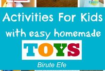 Homemade toys & Free Games
