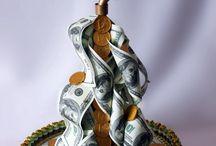 подарки из денег