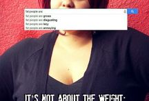 Dropping Weight-Hate