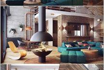 Cores preferidas décor