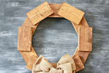 Wreaths and Door Hangers For Every Holiday or Occasion