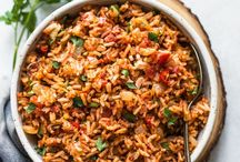 Vegan Rice dishes